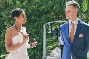 Sandrine & Peter